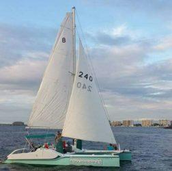 Smile N Wave Sailing Adventures - Sailing Charter 022