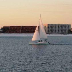 Smile N Wave Sailing Adventures - Sailing Charters - Destin Florida