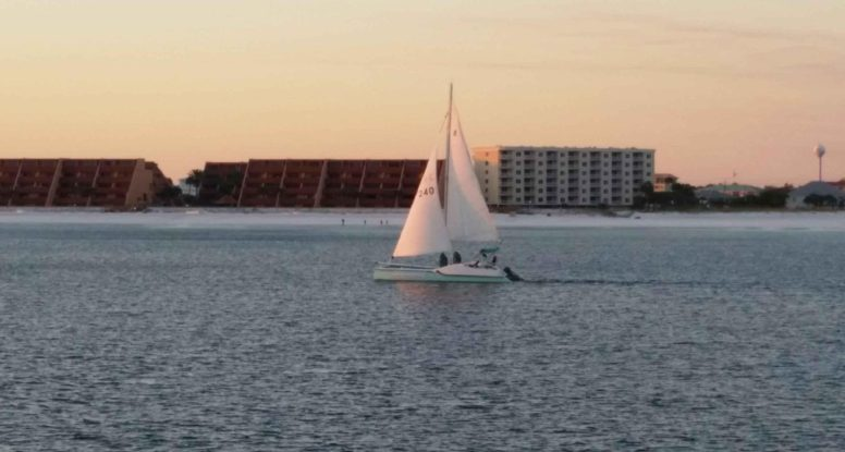 Smile N Wave Sailing Adventures - Sailing Charters - Destin Florida