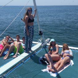 Smile N Wave Sailing Adventures - Sailing Charter 002