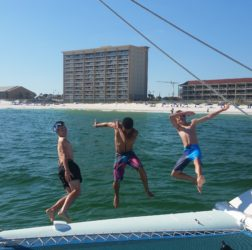 Smile N Wave Sailing Adventures - Sailing Charter 039