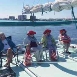 Smile N Wave Sailing Adventures - Sailing Charter 035