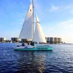 Smile N Wave Sailing Adventures - Sailing Charter 030