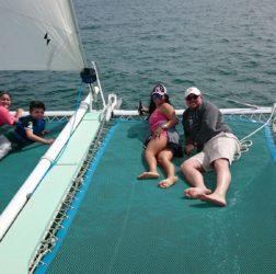 Smile N Wave Sailing Adventures - Sailing Charter 025