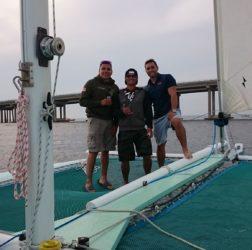 Smile N Wave Sailing Adventures - Sailing Charter 024