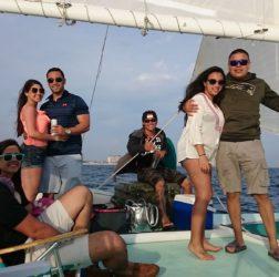 Smile N Wave Sailing Adventures - Sailing Charter 023