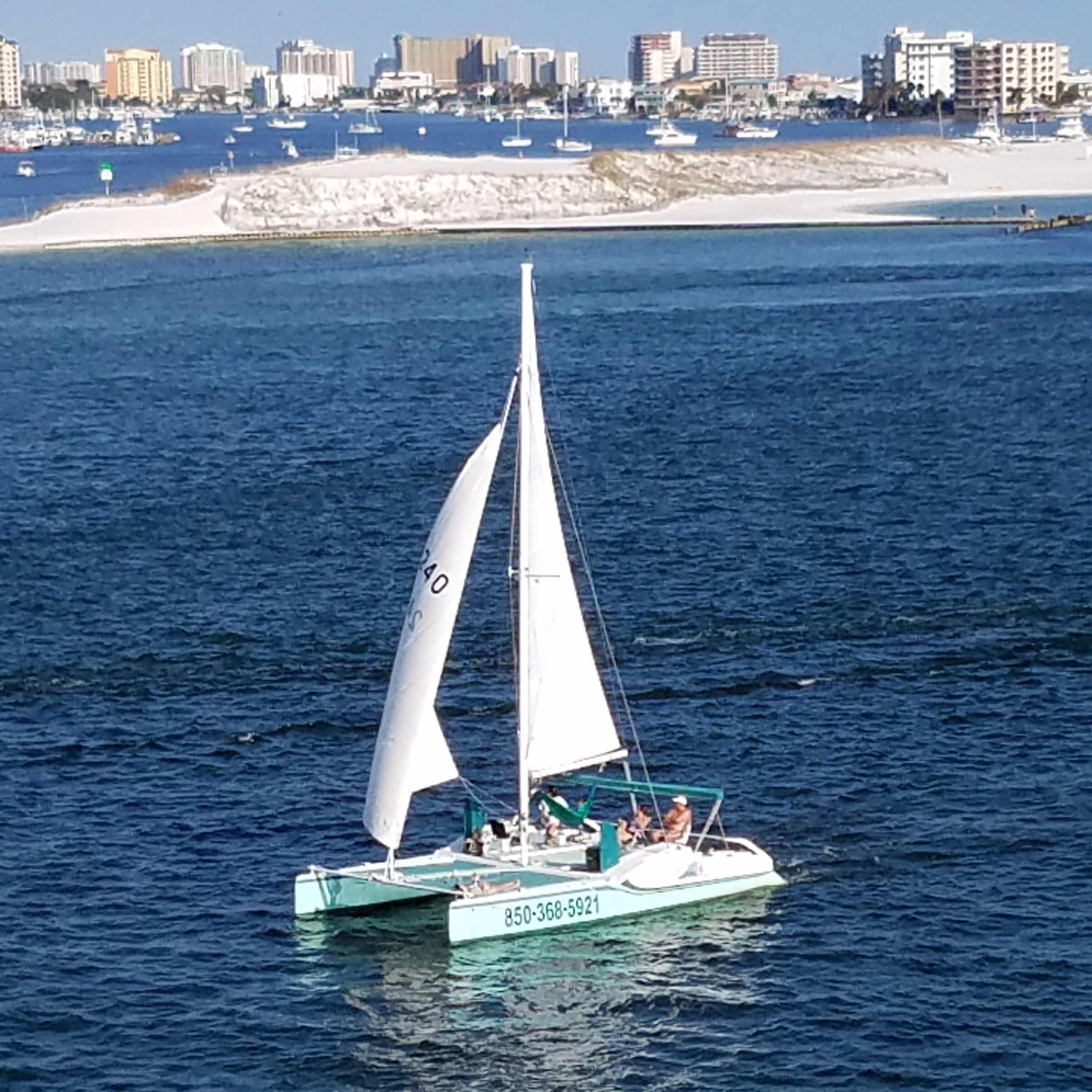Smile N Wave Sailing Charters, Snorkeling, Dolphin Cruises & Sunset Tours 01
