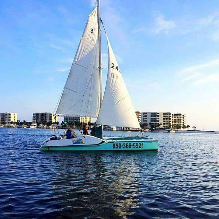 Smile N Wave Sailing Charters, Snorkeling, Dolphin Cruises & Sunset Tours 02