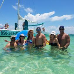 Smile N Wave Sailing Adventures - Sailing Charter - Crab Island