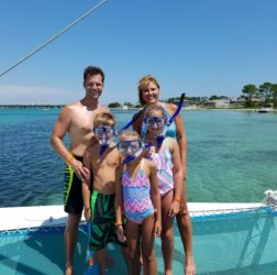 Snorkeling Adventures In Destin Florida