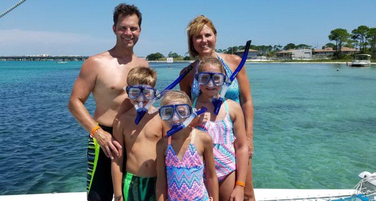 Snorkeling Adventures In Destin Florida