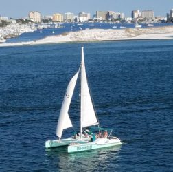 Smile N Wave Sailing Adventures - Destin Florida- 000