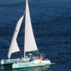 Smile N Wave Sailing Adventures - Destin Florida- 001