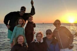 Sunset Sailing Charters In Destin Florida Featured Image