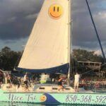 Nice Tri Charter Boat - Look For The Smiley Face 05